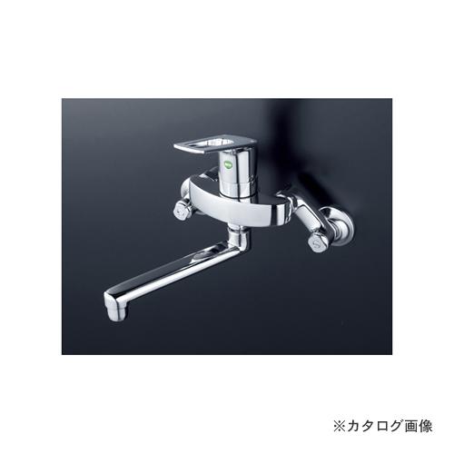KVK KM5000ZTEC 寒 シングル混合栓 eレバー