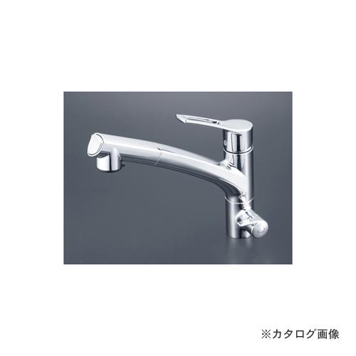 KVK KM5061NCK 浄水器シングルシャワー付混合栓