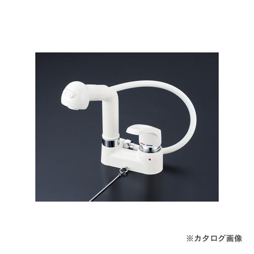 KVK KM8004Z 寒 洗髪シャワー ゴム栓なし