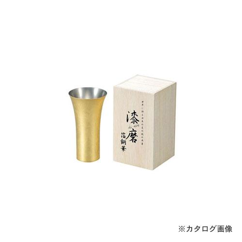 漆磨 CNS-L801 箔銅華 ビアカップ 380ml