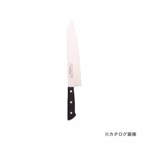 正広作 MV黒合板 牛刀270mm #14013
