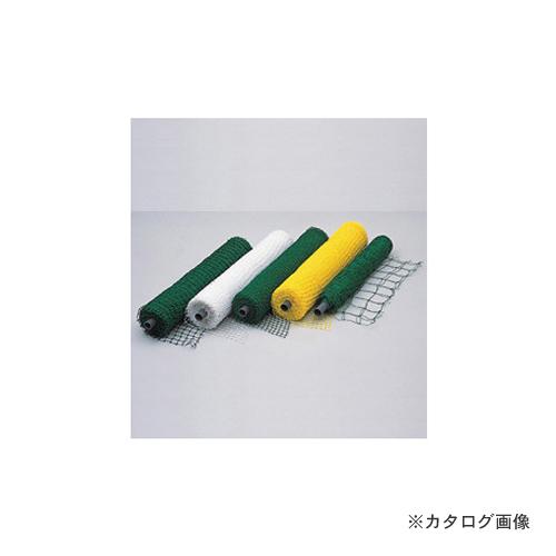 キンボシ 金星 GS #7570有結ロール巻ネット緑37.5mm1mx30m巻