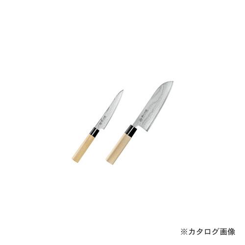 ヨコヤマ 燕人の匠 三徳165&ペティナイフ130 ETW-3000