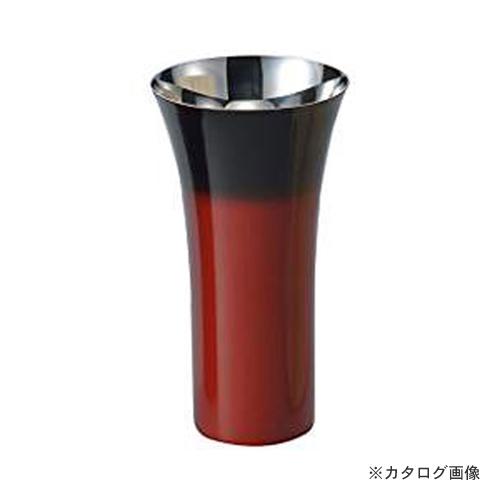 アサヒ 食楽工房 漆磨 シングルカップL(赤彩) SCS-L602
