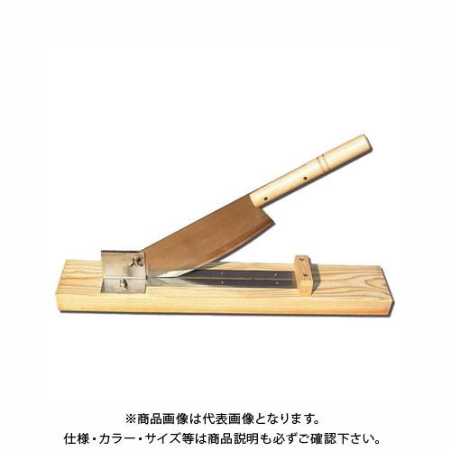 ウエダ製作所 九州型押切 385mmステンレス A-213
