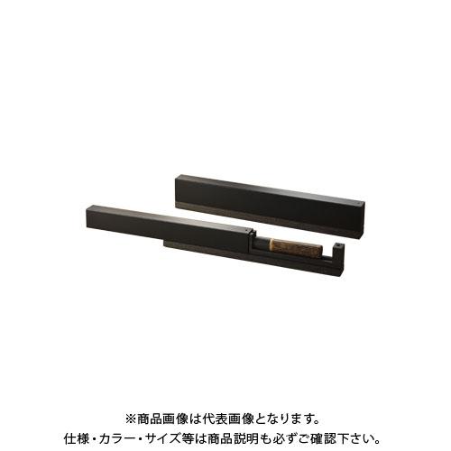 Nomadife ナイフケース M Charcoal Black Charcoal body × Black cover