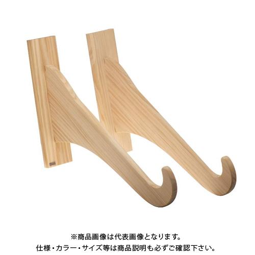 ライフサーブ アクアリデオ EASY RACK for Board プット (無塗装) 2本1セット