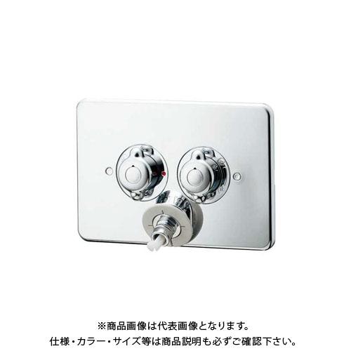 カクダイ 洗濯機用混合栓 127-103