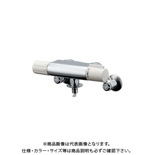カクダイ サーモスタット混合栓 177-002