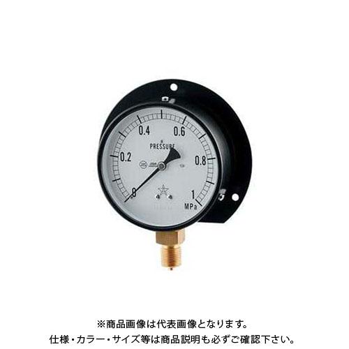 カクダイ 蒸気用圧力計(Bタイプ) 649-874-04F