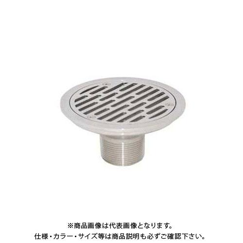 カクダイ 側面底面兼用循環金具 400-502-65