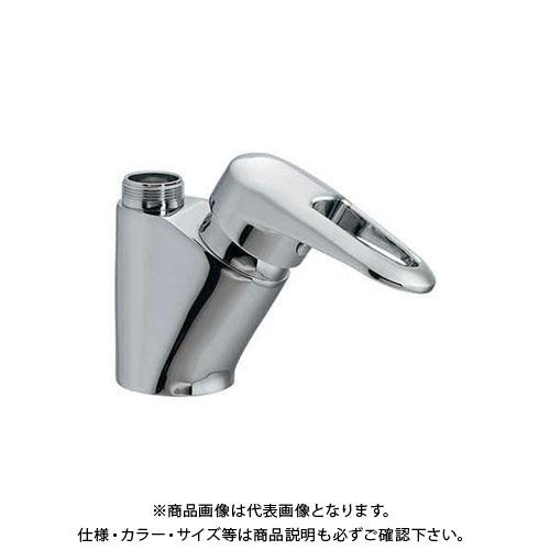 カクダイ シングルレバー混合栓本体 183-400