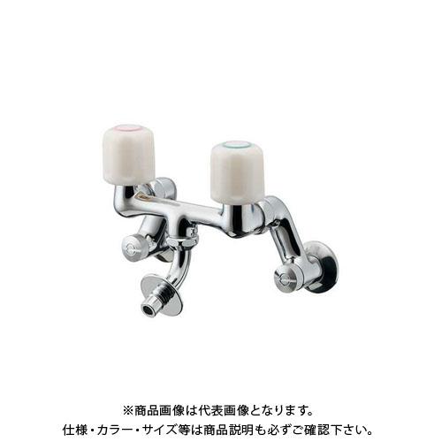 カクダイ 洗濯機用混合栓 127-603