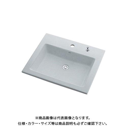 カクダイ 角型洗面器 493-008H