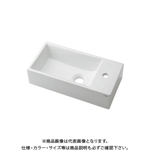 カクダイ 壁掛手洗器 493-083
