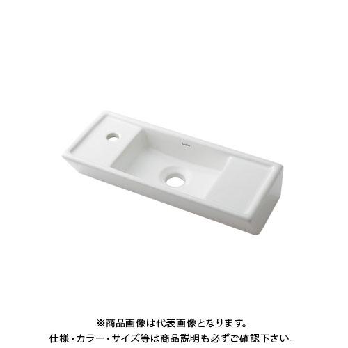 カクダイ 壁掛手洗器 493-067