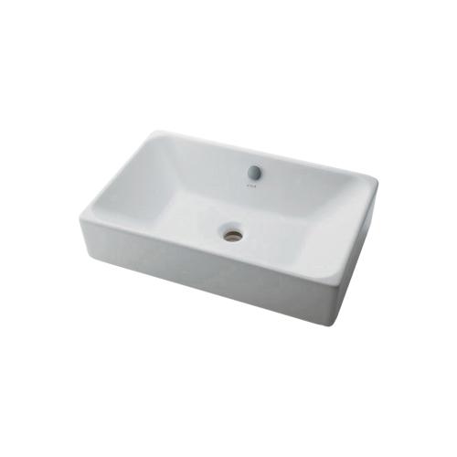 カクダイ 角型洗面器 VR-4434B0030012