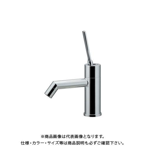 カクダイ シングルレバー立水栓 716-227-13