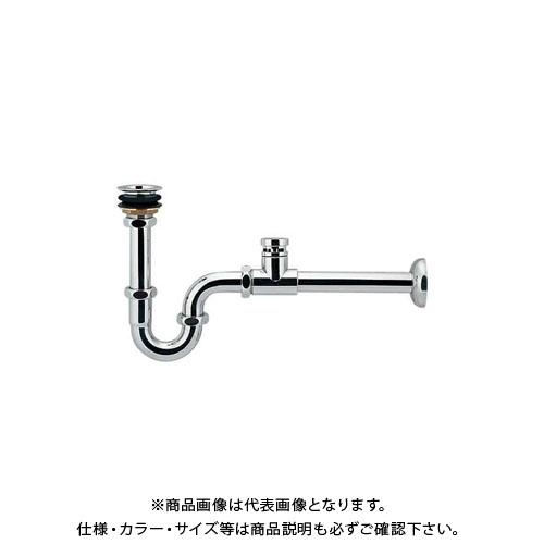 カクダイ 低位通気弁Pトラップ 423-821-25