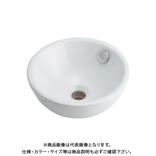 カクダイ 丸型手洗器 493-018