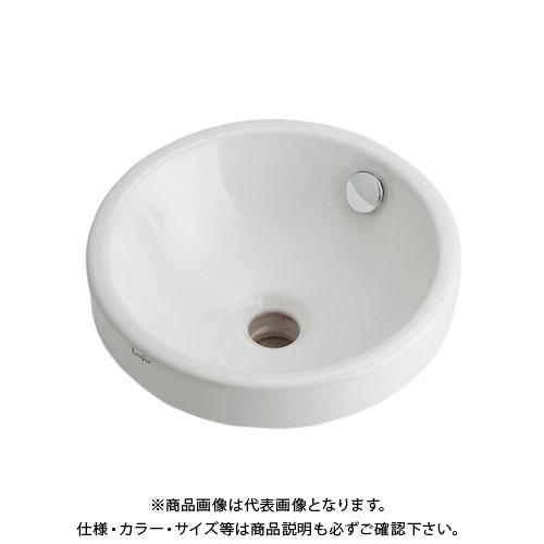 カクダイ 丸型手洗器 493-019