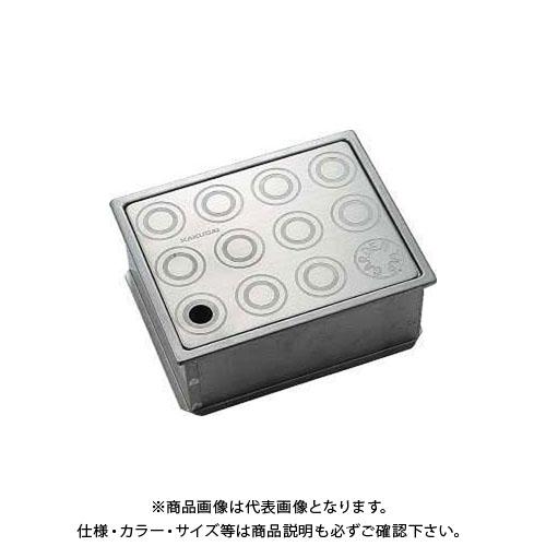 カクダイ 散水栓ボックス 626-061