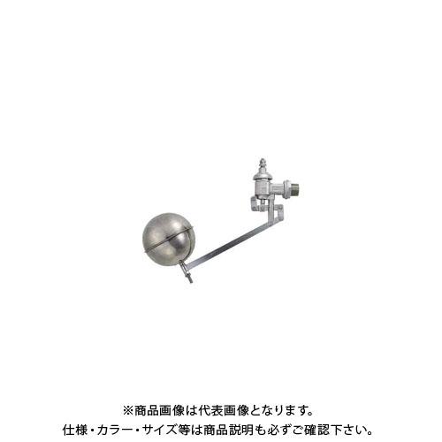 カクダイ 複式ステンレスボールタップ 6608-25