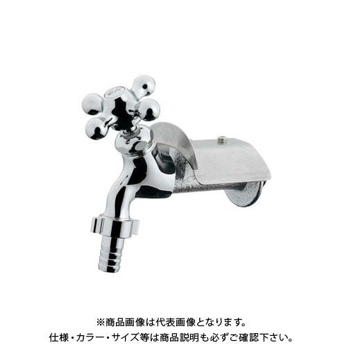 カクダイ ホース掛け水栓 723-100-13