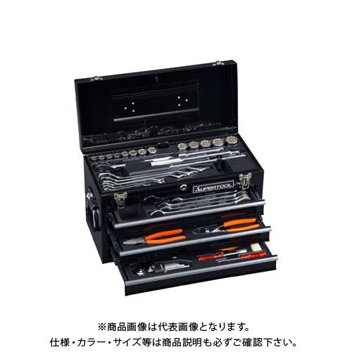 スーパーツール プロ用デラックス工具セット S7000DX