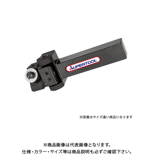 スーパーツール 切削ローレットホルダー(平目) KH1CN25N