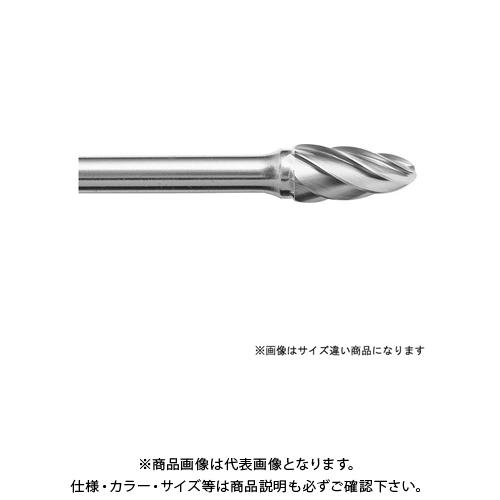 スーパーツール 超硬バーシャンク径6ミリ SB3C04SA