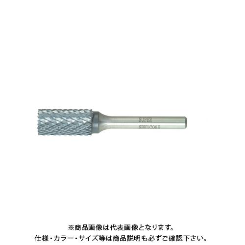 スーパーツール 超硬バー重切削用 SBH1C08E