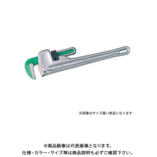 スーパーツール アルミ製ストレートパイプレンチ AP900N