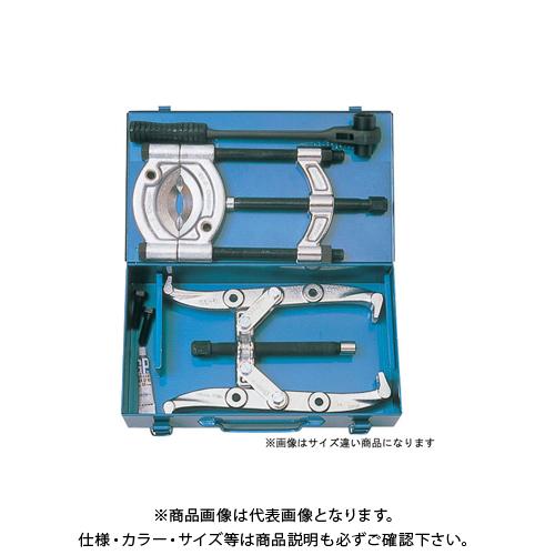 スーパーツール ベアリンググリッププーラーセット G2000