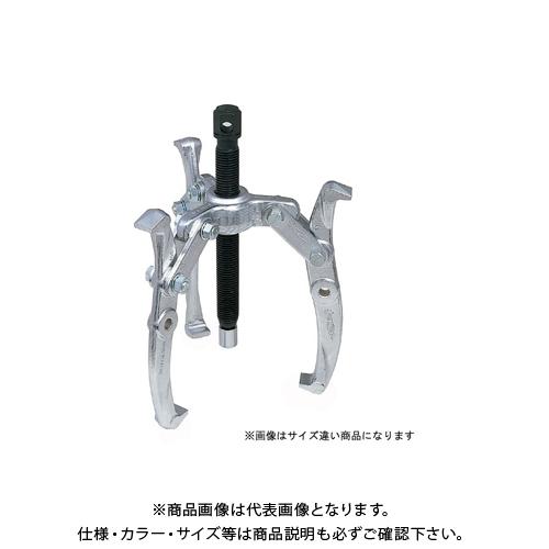 スーパーツール ギヤープーラ(GT型)3本爪プーラ GT12