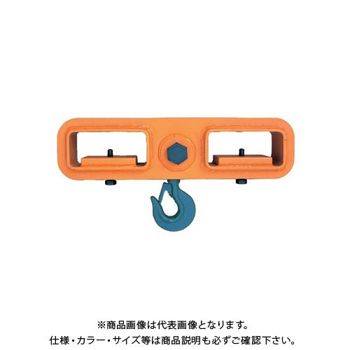 スーパーツール フォークリフト用吊フック(1ton) FLH1