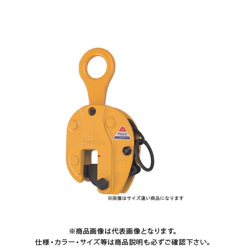 スーパーツール 立吊クランプ(ロック式)ワイド SVC3WH