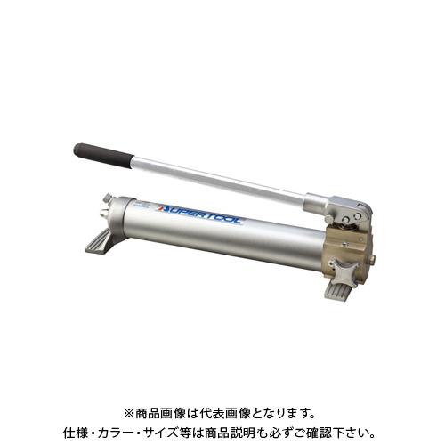 スーパーツール アルミ製手動油圧ポンプ HP1000A
