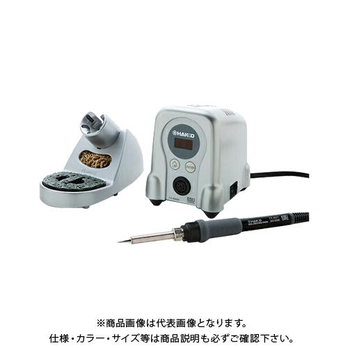 白光 HAKKO はんだこて ステーションタイプ(シルバー) FX888D-01SV