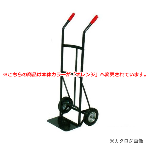 【直送品】ハマコ HAMACO スチールパイプ2輪運搬車 AC-02
