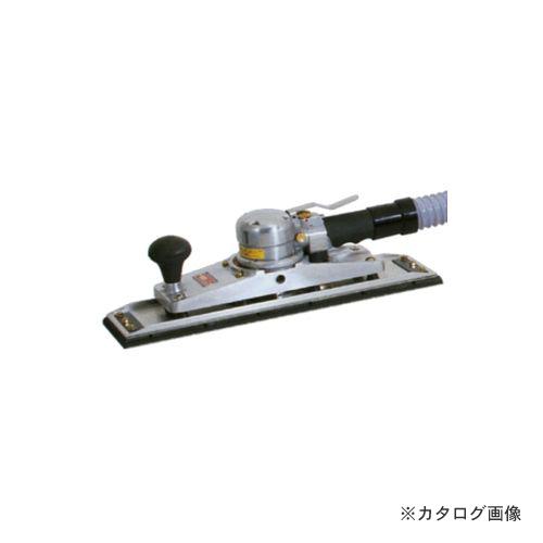 最安値級価格 (MP):工具屋「まいど!」 コンパクトツール 吸塵式 820A4D ロングオービタルサンダー (マジックペーパー用パッド)-DIY・工具