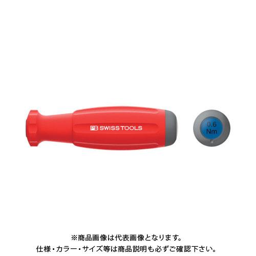 PBスイスツールズ メカトルク(トルクドライバー) プリセ 8314A-0.6