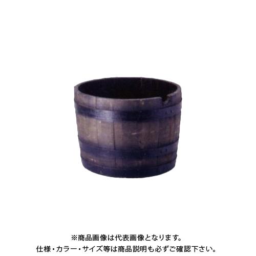 【個別送料1000円】【直送品】ハセガワ 長谷川工業 ウイスキー樽プランター ナチュラル H-60N 12893