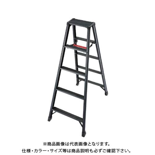 【2019年 冬市】【直送品】ハセガワ 長谷川工業 脚軽ブラック RZB-15a 17513