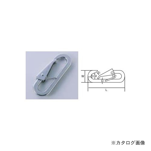 <title>ひめじや HIMEJIYA チェーンフックC型 直送商品 20入 CH-5</title>