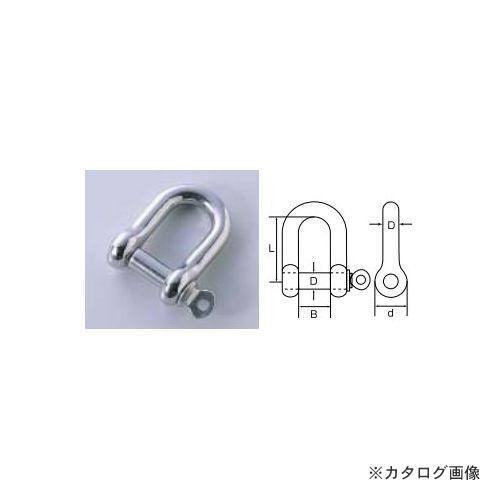 ひめじや 売り込み HIMEJIYA SUS316シャックル PC316-10 ふるさと割 10入