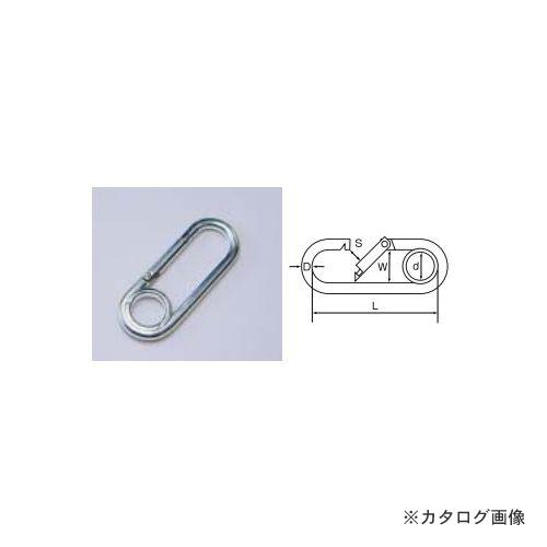 ひめじや HIMEJIYA プチカラビナ(リング付) 20入 PL-8