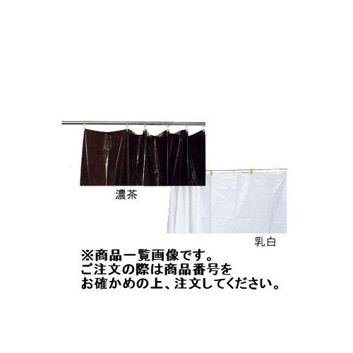 広島 HIROSHIMA 50枚入 養生日除カーテン(クレープカーテン)(巾2m) 467-33