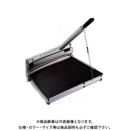 広島 HIROSHIMA タイルカッター MC510用 替刃(510mm長) 669-77