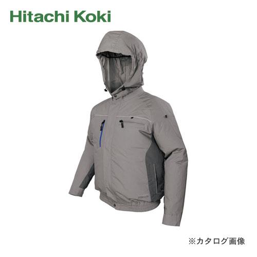 日立工機 HITACHI コードレススクールジャケット 綿 UF1810DL(C)XL